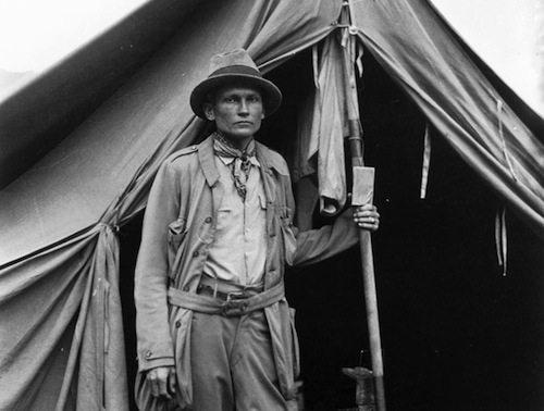 10. Hiram Bingham III