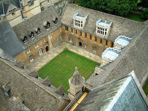 2. University of Oxford, England GÇô 1096
