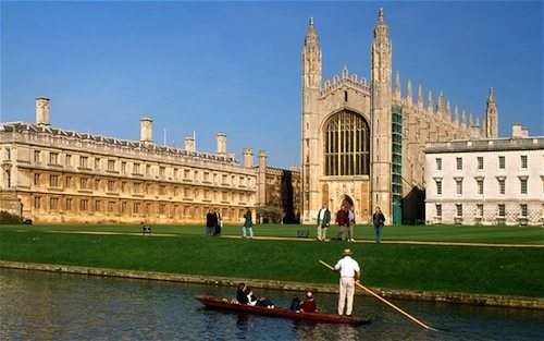 4. University of Cambridge, England GÇô 1209