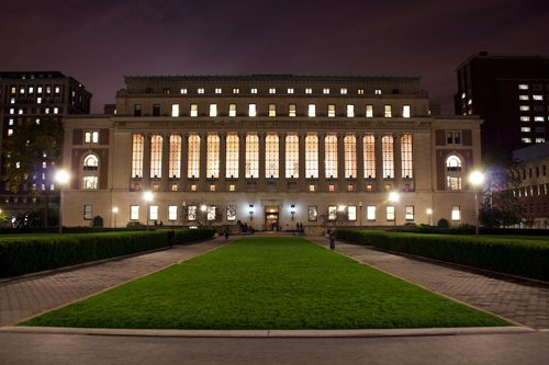 12. Columbia University GÇô New York City, New York