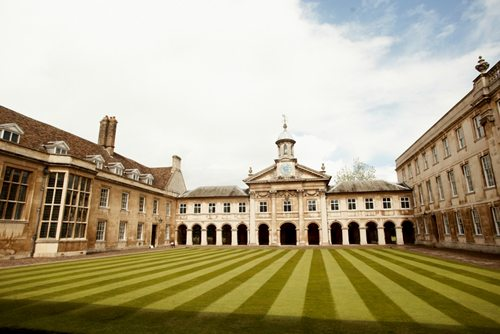 13. University of Cambridge GÇô Cambridge, U.K.