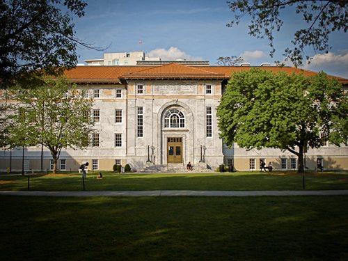 19. Emory University GÇô Druid Hills, Georgia