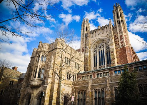 2. Yale University GÇô New Haven, Connecticut