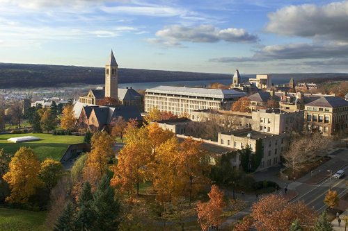 21. Cornell University GÇô Ithaca, New York