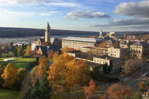 21. Cornell University GÇô Ithaca, New York