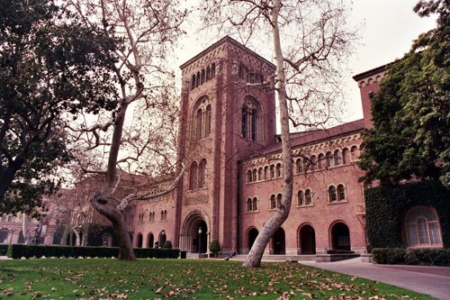 24. University of Southern California GÇô Los Angeles, California