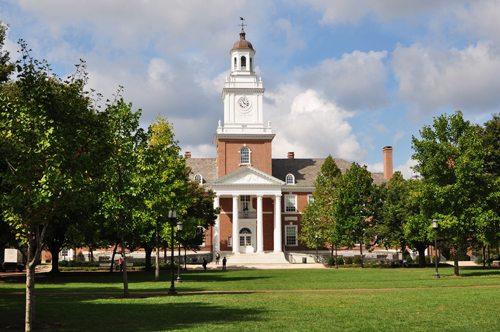 29. Johns Hopkins University GÇô Baltimore, Maryland