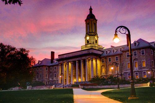 31. Pennsylvania State University (State-wide) GÇô University Park, Pennsylvania