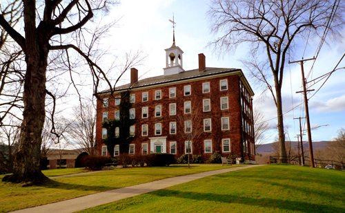 44. Williams College GÇô Williamstown, Massachusetts