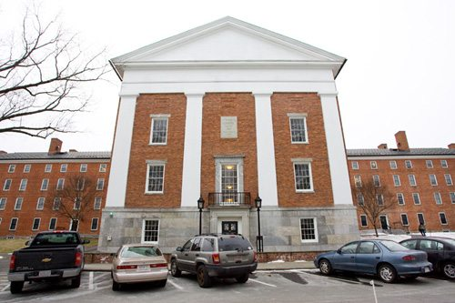 47. Amherst College GÇô Amherst, Massachusetts