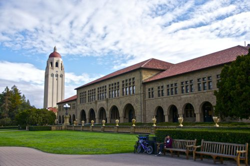 5. Stanford University GÇô Stanford, California