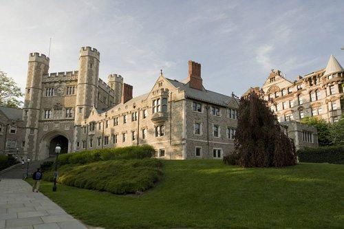 USA - Education - Princeton University Campus