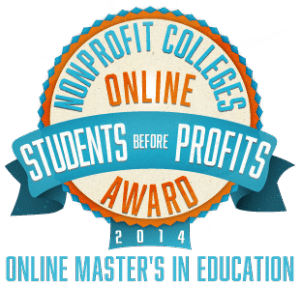online masters in education