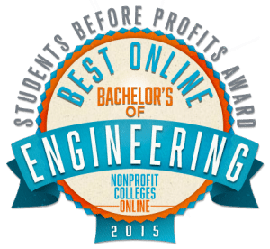 Best-Online-Bachelors-of-Engineering---Students-Before-Profits-Award-2015