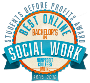 Best-Online-Bachelor's-of-Social-Work-(BSW)-Students-Before-Profits-Award-2015-2016