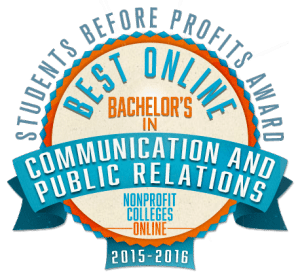 Public Relations top communication college