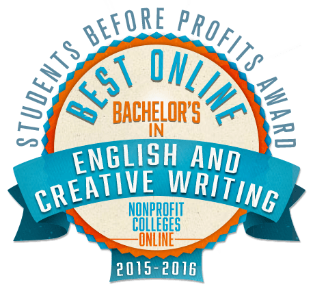 Best university for creative writing uk