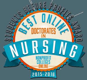 Best Online Doctorates in Nursing: Students Before Profits Award 2015-2016