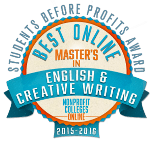 Best Online Bachelor's in English & Creative Writing 2017