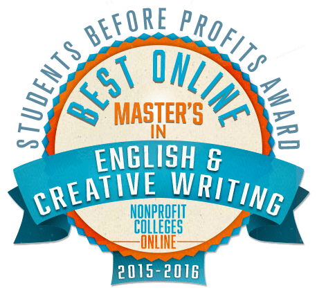 top creative writing masters programs Review creative writing degrees & graduate programs in united kingdom on gradschoolscom the top site for accredited colleges.