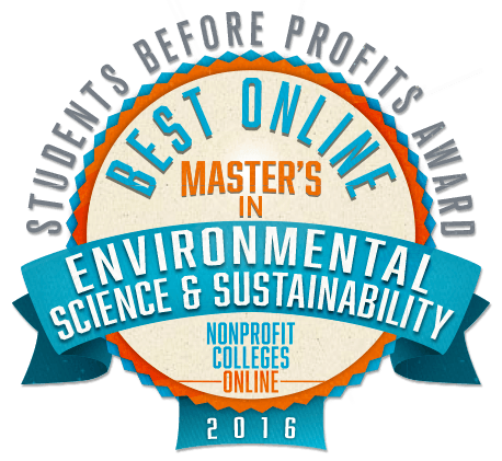 Environmental Science top majors