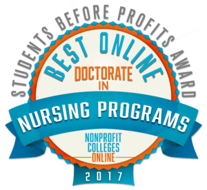 BEST ONLINE DOCTORATE IN NURSING PROGRAMS