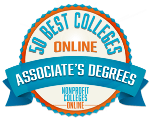 50 BEST COLLEGES FOR ONLINE ASSOCIATE'S DEGREES 2018