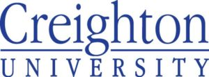 A logo of Creighton University for our ranking of the top colleges for online doctorate degrees.