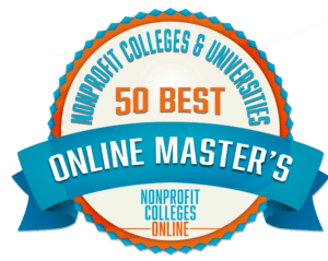 Best Degrees 2020.50 Best Nonprofit Colleges For Online Master S Degrees 2020
