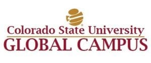 A logo of Colorado State University for our ranking of the most affordable masters of environmental science.