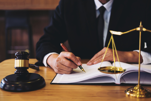 legal studies job