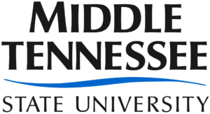 A logo of Middle Tennessee State University for our ranking of the most affordable masters of aerospace engineering degrees.