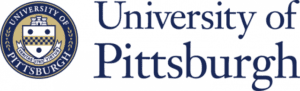Logo of University of Pittsburgh for our ranking of speech language pathology programs