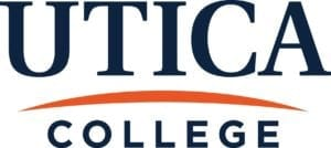 A logo of Utica College for our ranking of Most Affordable Animal Behavior Degrees