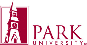 A logo of Park University for our ranking of the top online colleges for military.