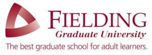 A logo of Fielding Graduate University for our ranking of the top doctorates in psychology online.