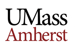 A logo of University of Massachusetts for our ranking of the top colleges for online master's degrees.