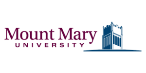 A logo of Mount Mary University for our ranking of the top doctorates in psychology online.