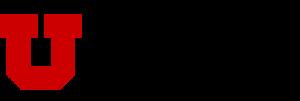 Logo of University of Utah for our ranking of speech pathology programs
