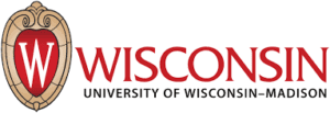 Logo of University of Wisconsin-Madison for our ranking of speech pathology programs