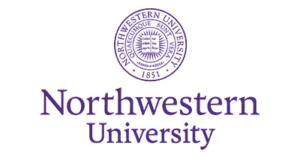 Logo of Northwestern University for our ranking of speech language pathology programs