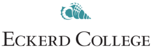 A logo of Eckerd College for our ranking of Most Affordable Animal Behavior Degrees