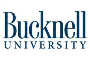 A logo of Bucknell University for our ranking of Most Affordable Animal Behavior Degrees