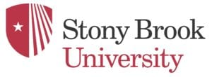 A logo of Stony Brook University for our ranking of the most affordable certified midwifery programs.