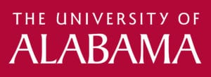 Logo of University of Alabama for our ranking of speech pathology programs