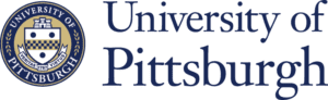 A logo of University of Pittsburgh for our ranking of the most affordable certified midwifery programs.