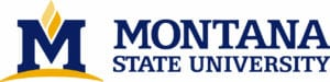 A logo of Montana State University for our ranking of the most affordable masters of environmental science.