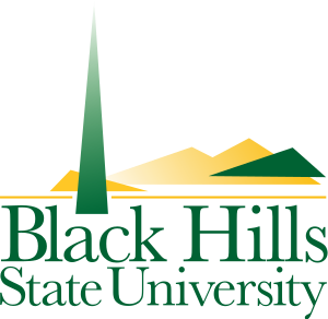 A logo of Black Hills State University for our ranking of the most affordable masters of environmental science.