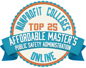 public safety administration masters degree