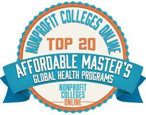 Affordable Master's in Global Health Programs